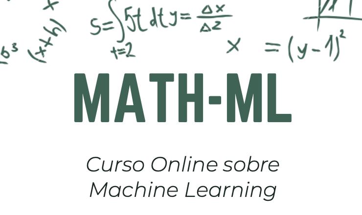 Curso Math-ML [Online]