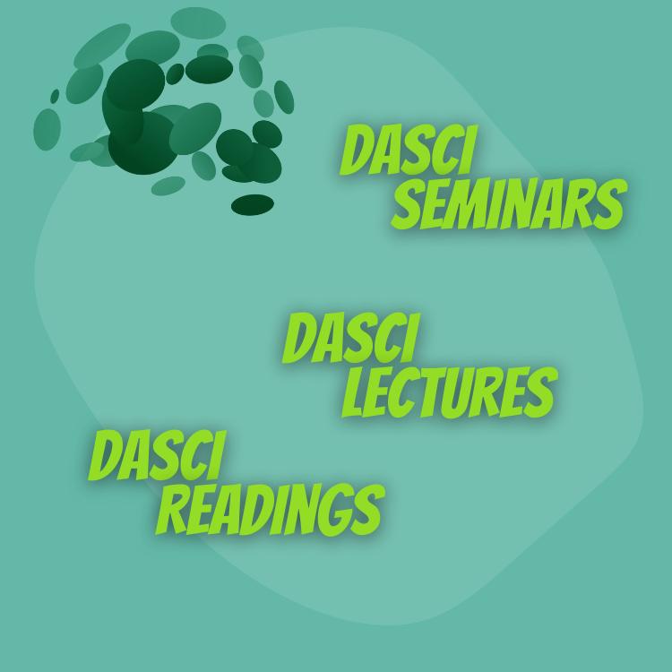 DaSCI Webinars